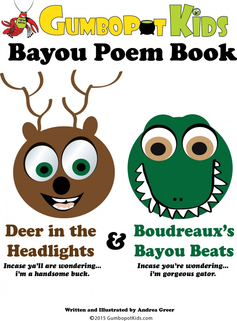 BAYOU POEM BOOK