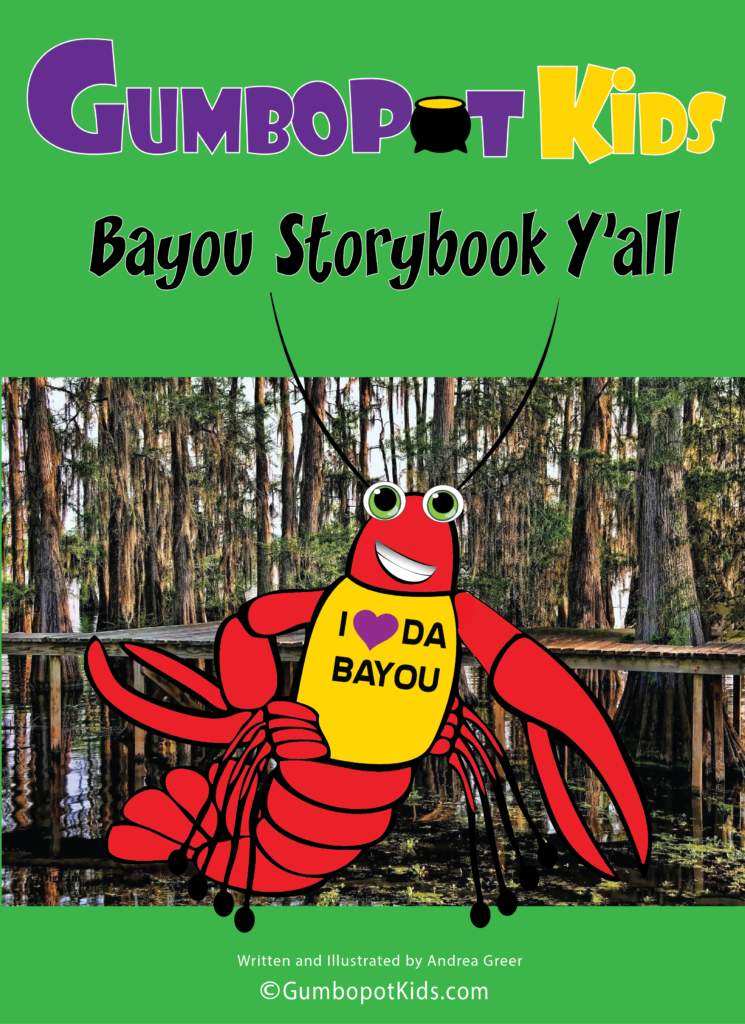 GPK BAYOU STORYBOOK Y'ALL